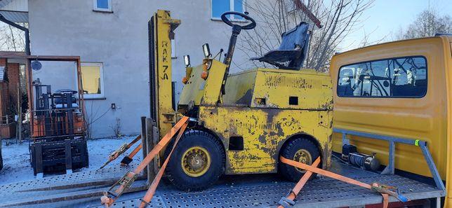 Wózek widłowy rak Suchedniów c330 Ursus Autolaweta Złoczew Skup-sprzed