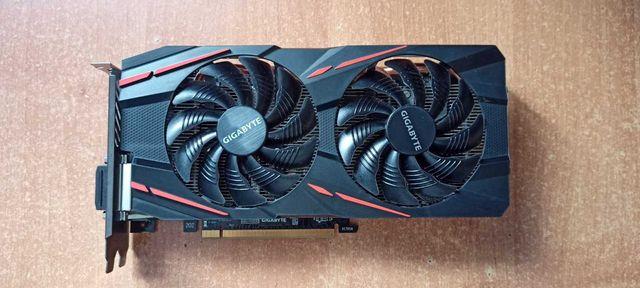 Видеокарта Gigabyte AMD Radeon RX 570 4 Гб