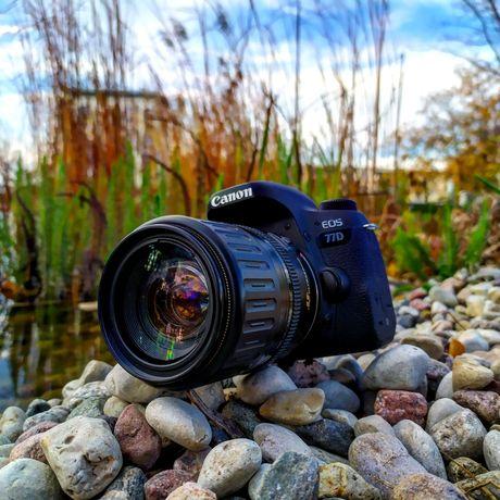 Canon 77D dwa akumulatory sporadycznie użytkowany