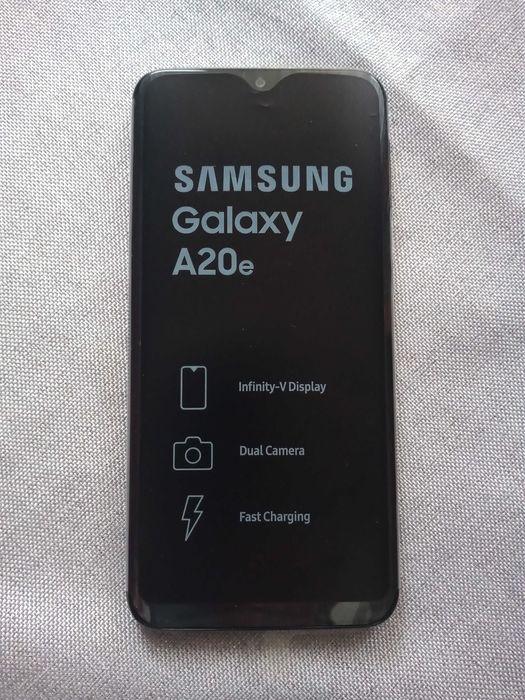 Samsung Galaxy A20E Nowy Czarny Dual SIM Starachowice - image 1