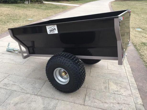 Прицеп до квадроцикла Shark ATV Trailer Wood 500 Yamaha,Honda,BRP