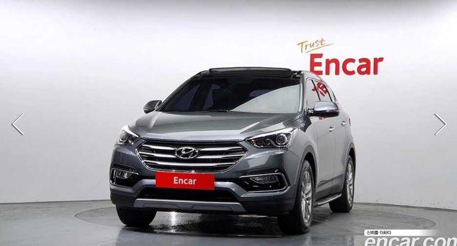2016 рік Hyundai Santa FE The Prime Diesel 2WD Premium з Кореї!