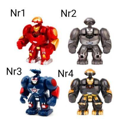 Nowe zestawy Iron Man Hulkbuster w pełni kompatybilny z klockami Lego