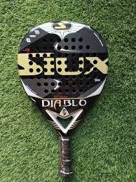 Raquete de Padel Siux Diablo Luxury 1k