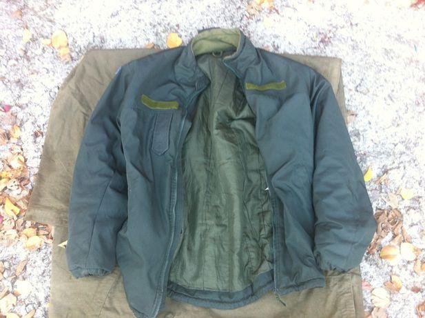 куртка военная на утеплителе
