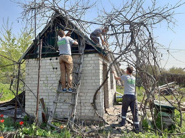 Услуги грузчиков, Демонтаж, квартир,домов,строений