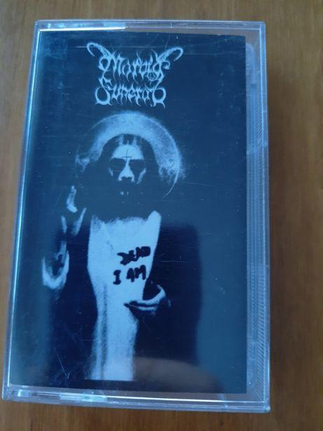 MORBID FUNERAL - Dead I Am - kvlt death/black metal na mc