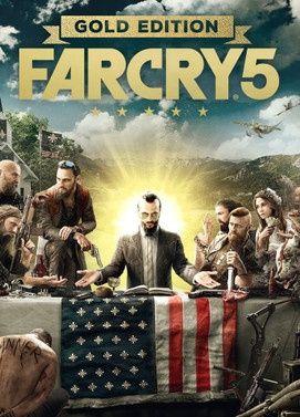 Ubisoft Far Cry 5 Gold Edition