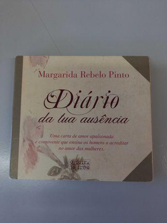 Diário da tua Ausência - Audiolivro (2 CD's) (portes incluidos)