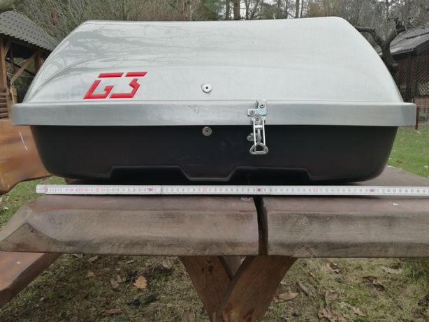 Bagażnik box dachowy 480 l