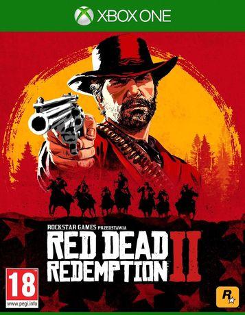 Red dead redemption Xbox One # Gameshop Kielce