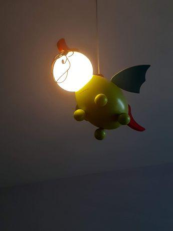 Lampka smok dziecieca