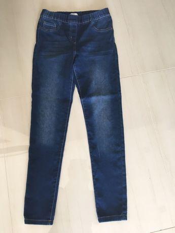 Jegginsy jeans 152