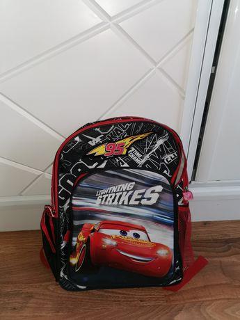 Plecak szkolny Zygzak McQueen