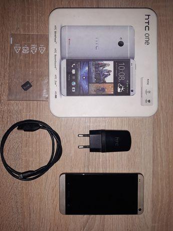 Смартфон HTC one m7 32 Gb Gold (801e)