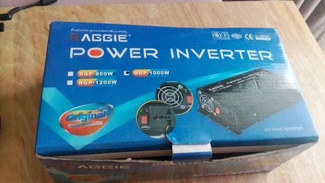 Инвертор DC12V/AC220V 1000W