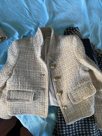 Кюстюм Chanel (пиджак и юбка) оригинал!