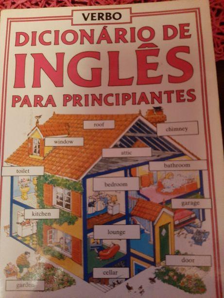 """Livro """"Inglês para principiantes"""""""