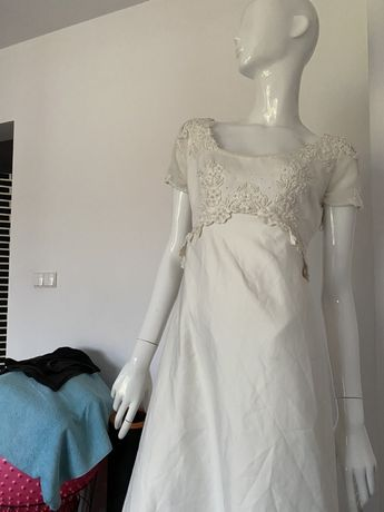 amanda wyatt suknia slubna/ druhna