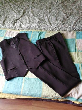 Spodnie komunijne