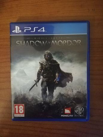 Shadow of Mordor PS4