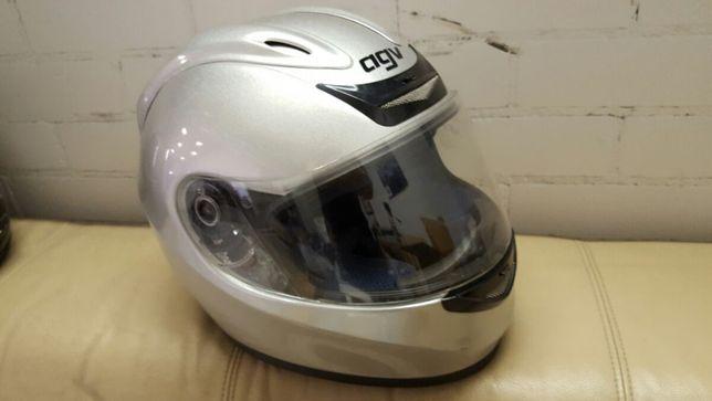kask motocyklowy AGV, rozmiar XS