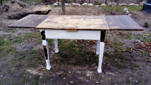 Stół duży do renowacji super stan