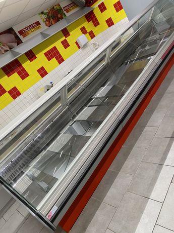 Гастрономическая Холодильная витрина РОСС Belluno
