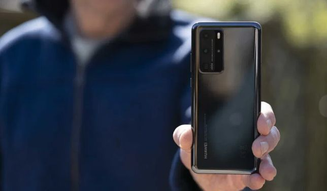 Мобильный телефон HUAWEI P40 PRO 6'58 дюймов Смартфон Хуавей п40 про