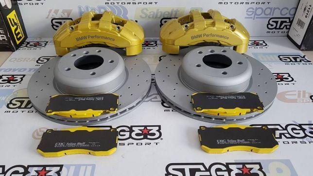 Big Brake Kit Bmw M Performance 6 Pistons 338mm – e81 e82 e90 e91 e92