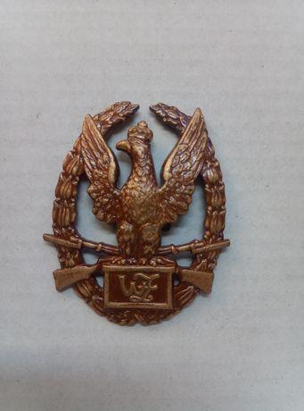 Odznaka Wzorowy Żołnierz 2.  5534/5