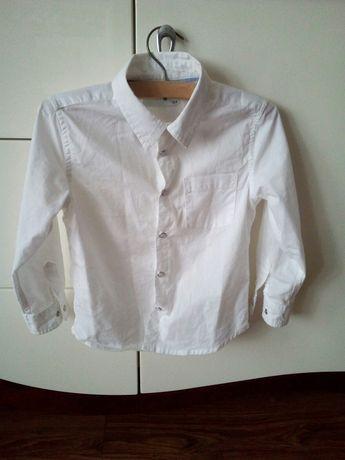 Biała koszula 104