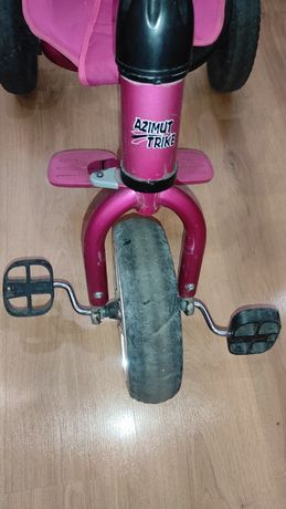 Детский трёхколёсный велосипед Azimut Trike под востановление