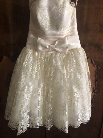 Срочно! Платье дизайнерское от Виктории Карандашевой