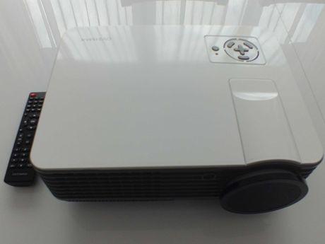 Projektor Overmax OV-Multipic-3.1 LED + Ekran rozkładany