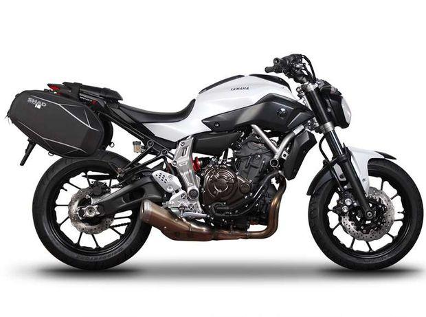 Suporte Alforges Yamaha MT-07 - NOVO