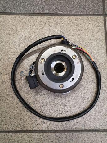 Magneto koło magnesowe + prądnica iskrownik SK125/ZK125/DIVISION 125