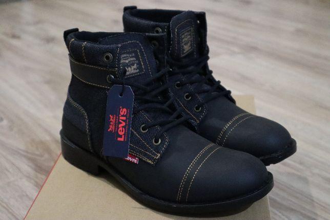 Ботинки Levi's Artesia Denim Black 42.5