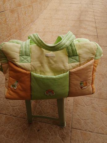 Alcofa bebé e mala maternidade/viagem