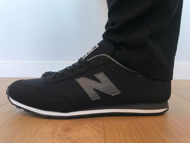 New Balance 410. Rozmiar 42. Czarne - Szare. NOWOŚĆ!