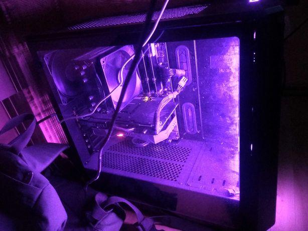 Komputer gamingowy Intel I5, GTX 1660, 16 GB RAM