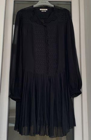 Isabel Marant Etoile оригинал шикарное платье с шитьем С-М