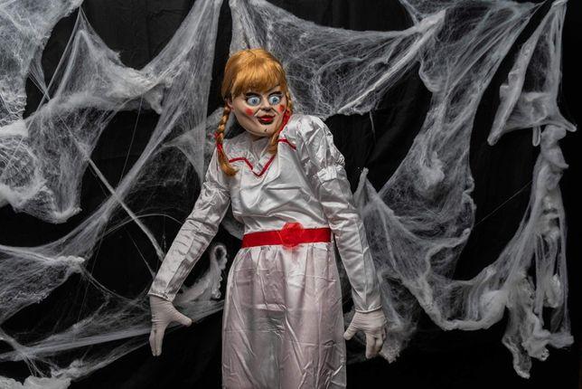 Strój na Halloween laleczki Annabelle