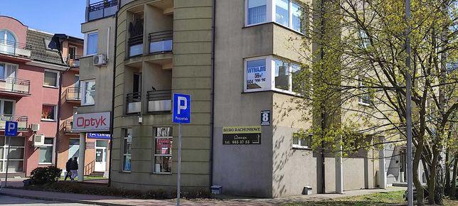 Ładny, cichy 2 pokojowy lokal 59 mkw w samym centrum Pruszcza