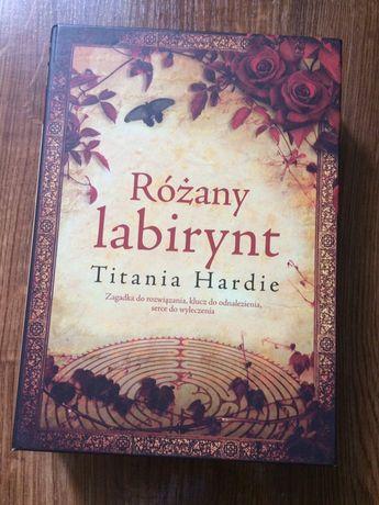 Książka Różany labirynt