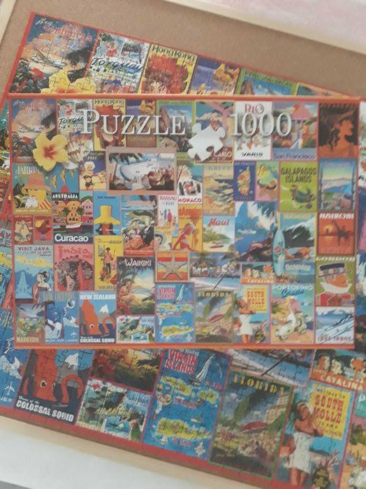 Puzzle 1000 elementów Sosnowiec - image 1
