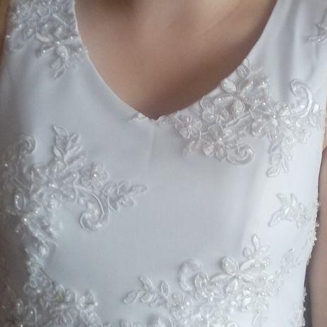 Suknia ślubna 38-40
