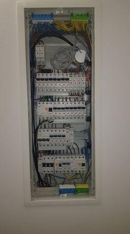 Elektryk, Instalacje , automatyka, alarm, monitoring, klimatyzacja