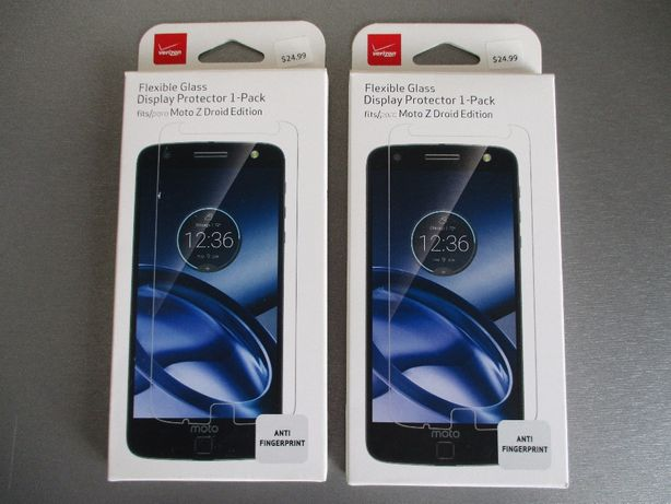 Защитное стекло Flexible для Motorola Moto Z Force XT1650 01 02 LG G5