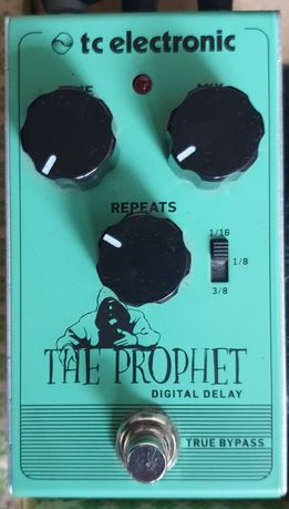 Tc electronic delay the Prophet efekt